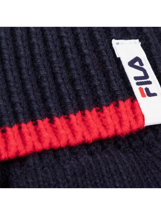 Fila Fila Gants homme Knitted Mittens 686041 Bleu marine