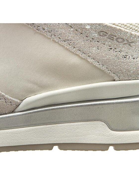 Geox Geox Laisvalaikio batai D44N1A OVI11 C1002 Smėlio