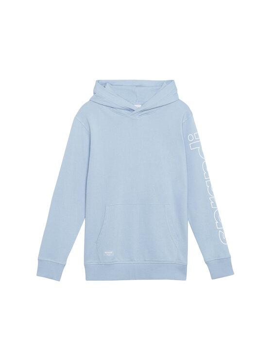Sprandi Sprandi Bluza SS21-BLG001 Niebieski Regular Fit