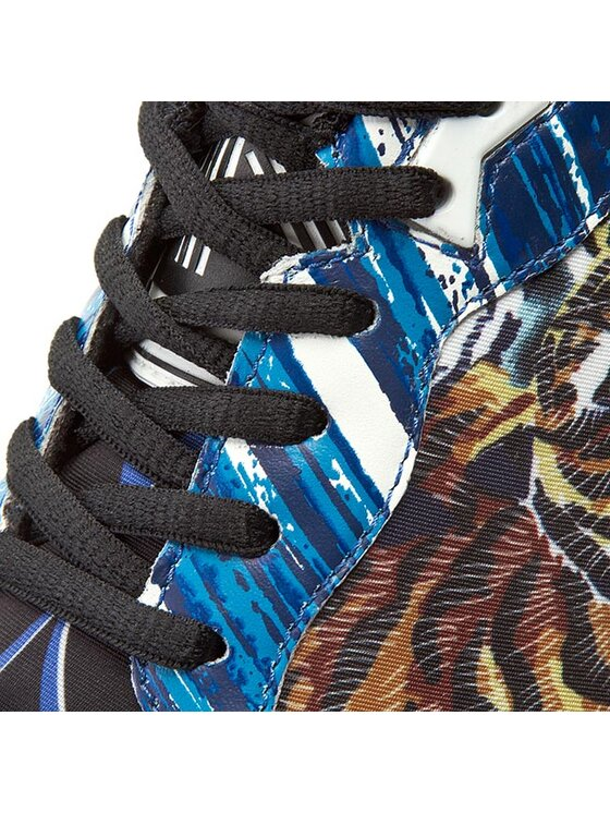 Kenzo Kenzo Sneakersy M42497 E16 Barevná