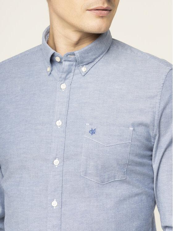 Marc O'Polo Marc O'Polo Camicia 020 7501 42494 Blu scuro Shaped Fit