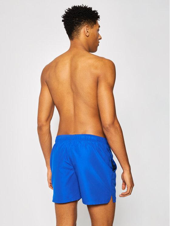 Nike Nike Badeshorts Swim Solid NESS9502 Dunkelblau Regular Fit