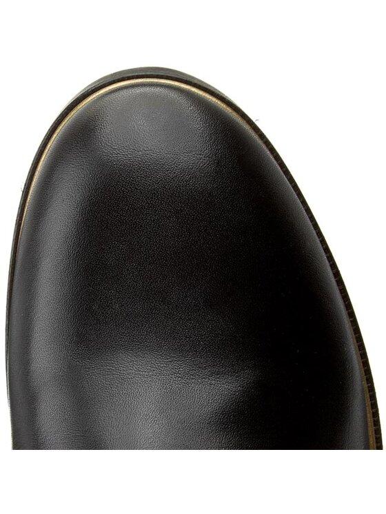 TOMMY HILFIGER TOMMY HILFIGER Členková obuv Polly 1C FW56821591 Čierna