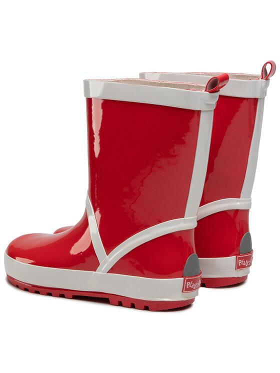 Playshoes Playshoes Kalosze 184310 S Czerwony