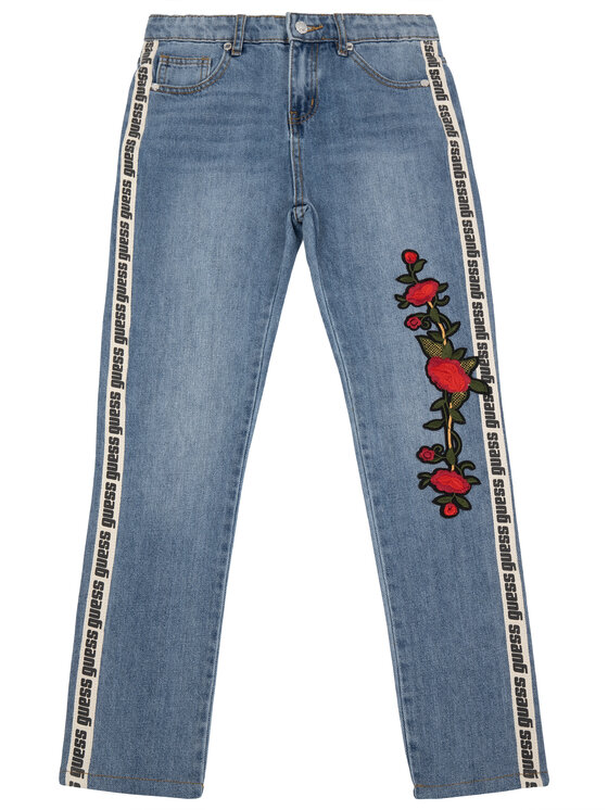 Guess Guess Jeans J93A02 D3QE0 Blau Regular Fit