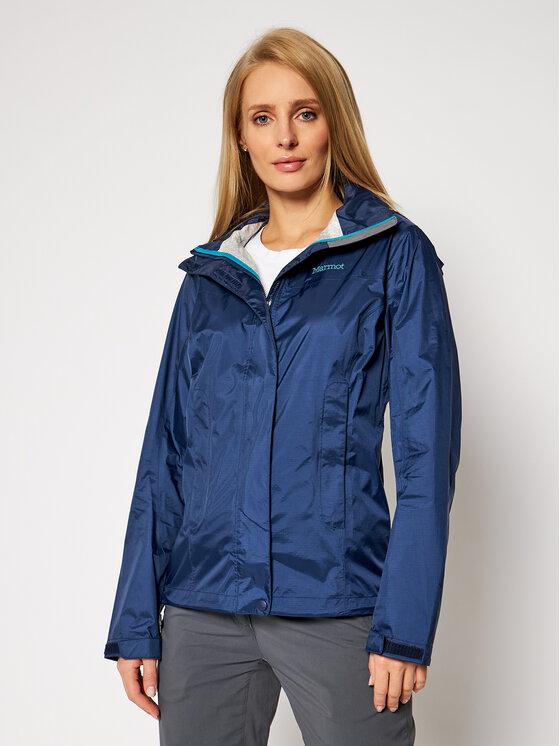 Marmot Neperšlampanti striukė PreCip Eco 46700 Tamsiai mėlyna Regular Fit