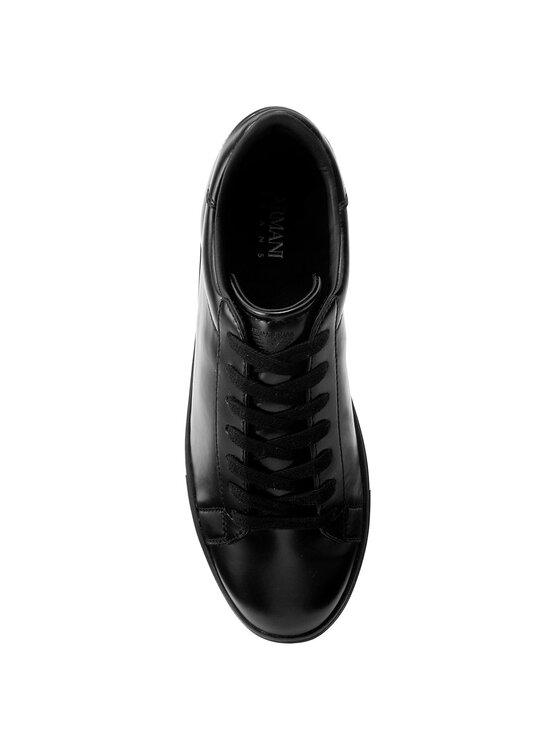 Armani Jeans Armani Jeans Sneakersy 935022 7A400 00020 Čierna