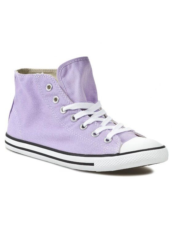 Converse Converse Sneakers aus Stoff CT Dainty Mid 542511F Violett