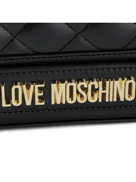 LOVE MOSCHINO LOVE MOSCHINO Torebka JC4203PP08KA0000 Czarny