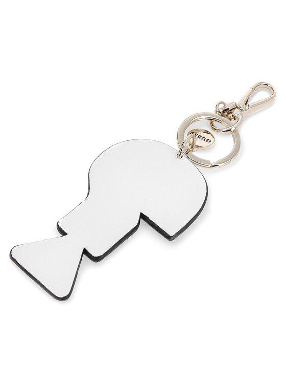Guess Guess Schlüsselanhänger RWG687 61000 Weiß