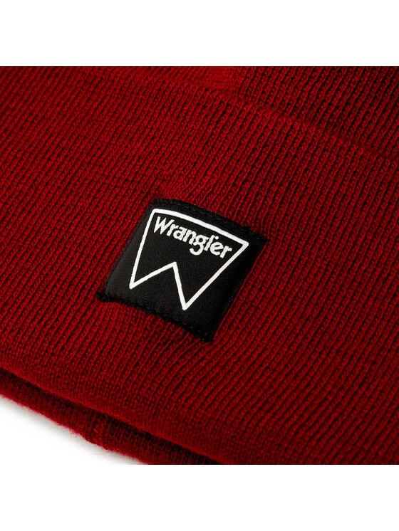 Wrangler Wrangler Czapka W0U0UHX47 Czerwony