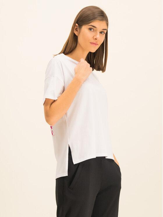 Armani Exchange Armani Exchange T-shirt 3HYTCB YJX5Z 1000 Bianco Regular Fit