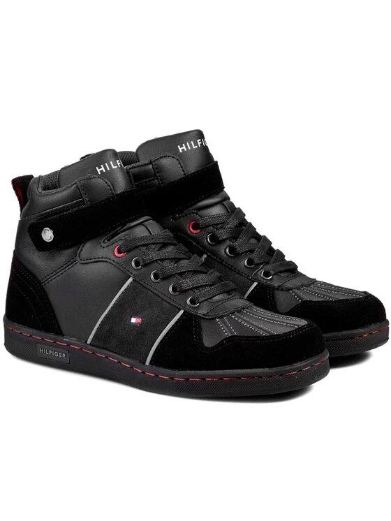 Tommy Hilfiger Tommy Hilfiger Обувки Cooper 18C FB56817974 Черен