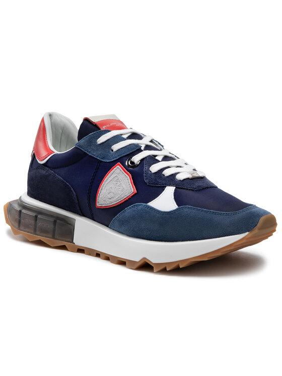 Philippe Model Laisvalaikio batai La Rue Low LRLU W005 Tamsiai mėlyna