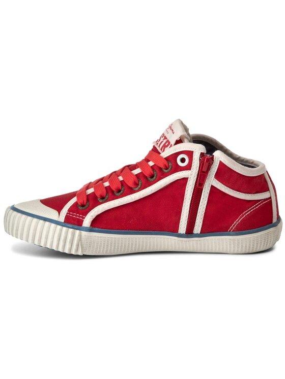 Pepe Jeans Pepe Jeans Scarpe da ginnastica Industry Basic 17 PLS30462 Rosso