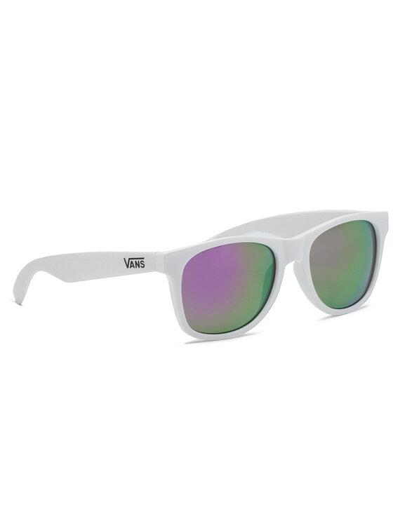 Vans Vans Okulary przeciwsłoneczne Spicoli 4 Shade VN000LC0TJG1 Biały