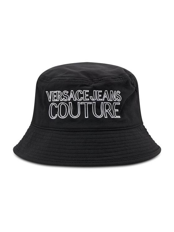 Versace Jeans Couture Kapelusz E8YWAK06 Czarny