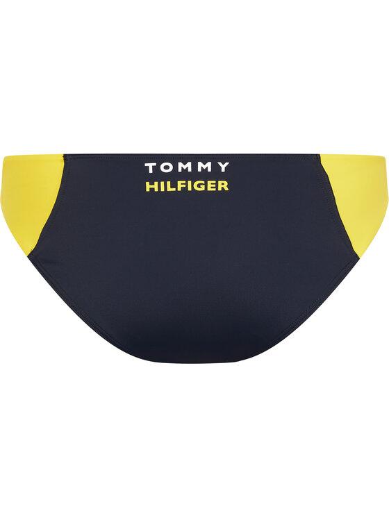 Tommy Hilfiger Tommy Hilfiger Dół od bikini UW0UW02080 Granatowy