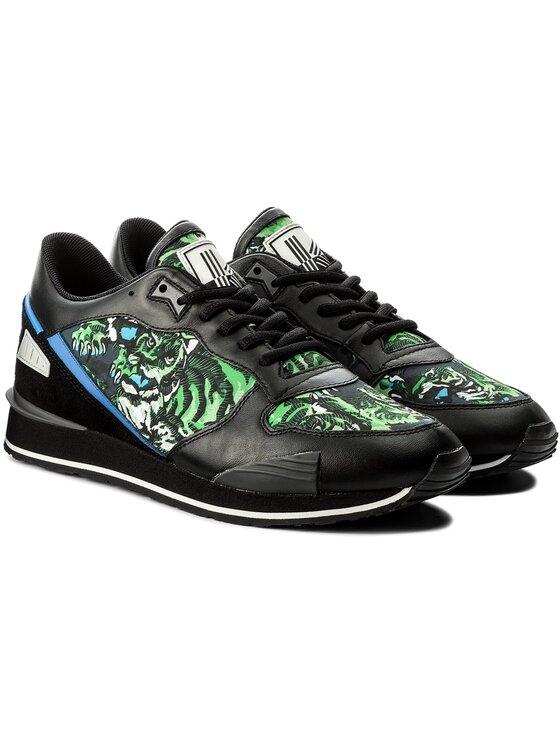 Kenzo Kenzo Sneakersy F855SN340L79 Zelená