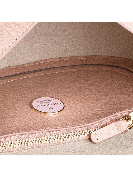 Coccinelle Coccinelle Torebka DC6 Dione Saffiano E1 DC6 15 02 01 Różowy