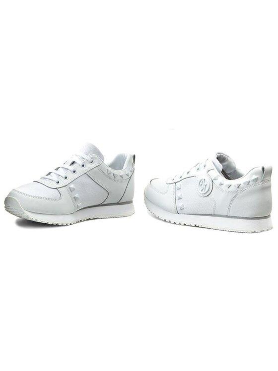 Armani Jeans Armani Jeans Laisvalaikio batai A55B1 22 10 Balta
