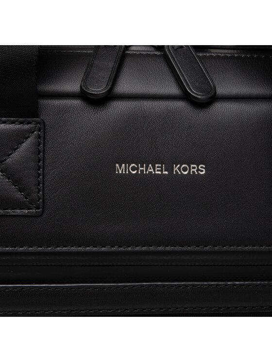 MICHAEL Michael Kors MICHAEL Michael Kors Torba na laptopa Brooklyn 33S0LBNB6U Czarny