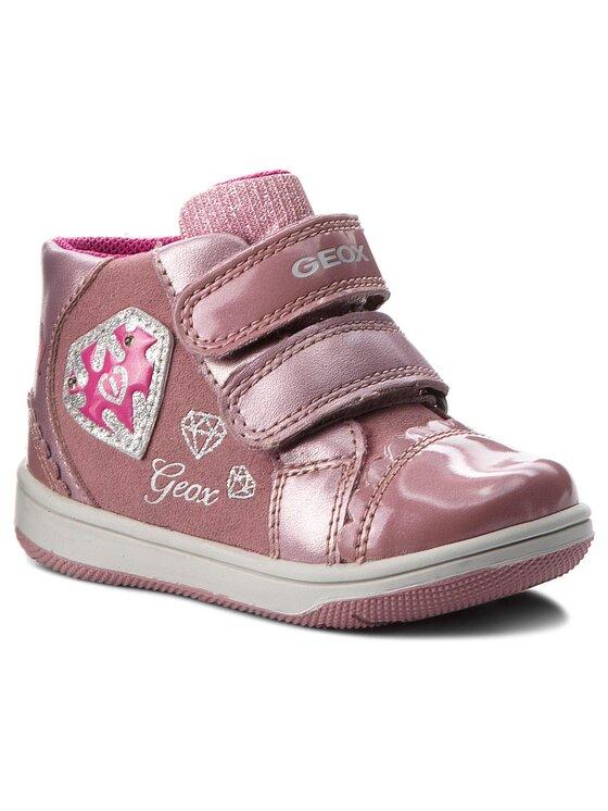 Geox Geox Sneakersy B N.Flick G.C B841HC 0AUAJ C8006 Růžová