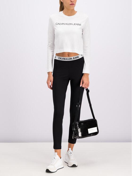 Calvin Klein Jeans Calvin Klein Jeans Leginsai Milano J20J212177 Juoda Slim Fit