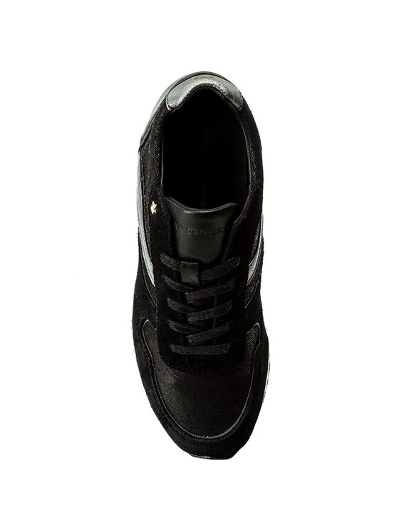 Tommy Hilfiger Tommy Hilfiger Sneakers Izzy 1C3 FW0FW01651 Nero