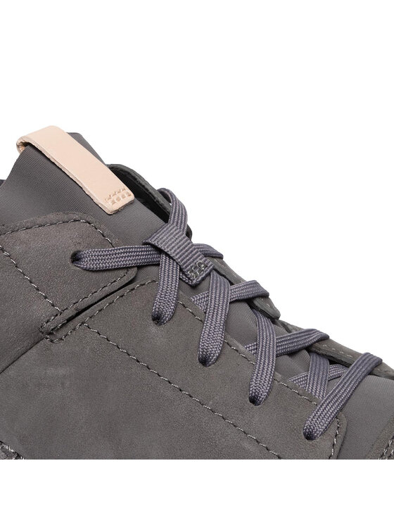 Clarks Clarks Sneakersy Triactive Run 261438597 Sivá