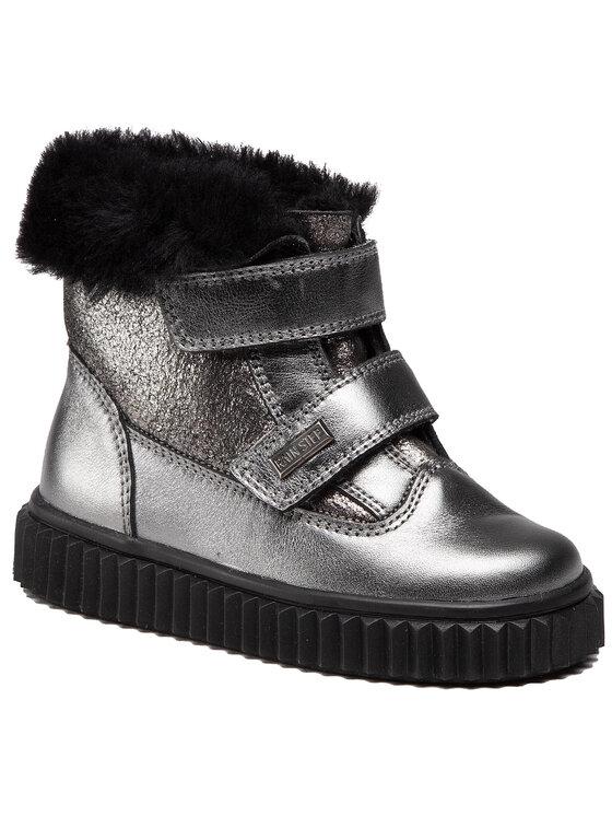 Naturino Auliniai batai Toma 0012501909.02.0Q02 M Sidabrinė
