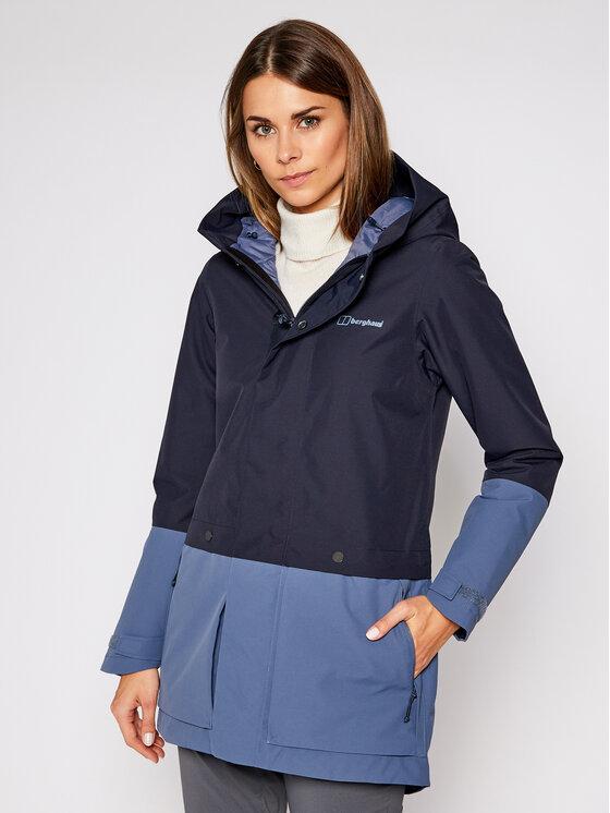 Berghaus Outdoor striukė Norrah 4A000954FD6 Tamsiai mėlyna Regular Fit