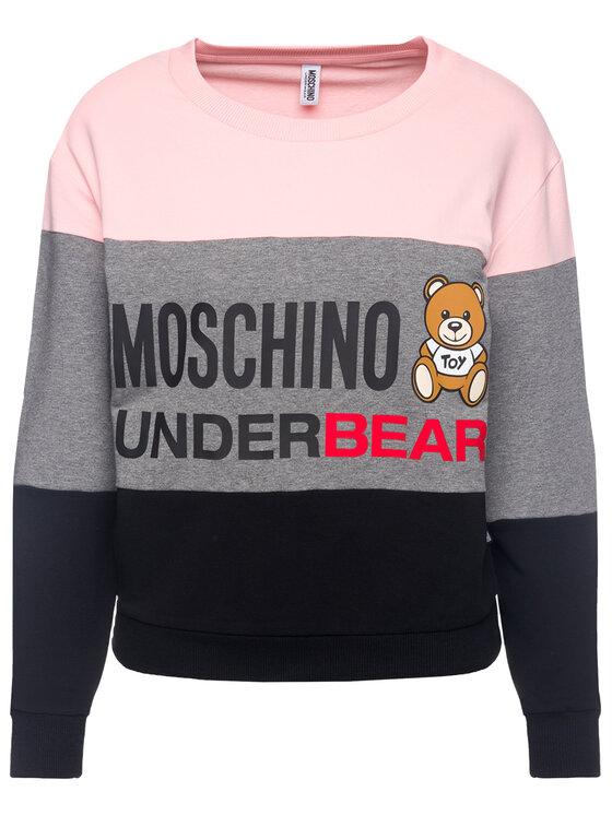 MOSCHINO Underwear & Swim MOSCHINO Underwear & Swim Felpa A1730 9001 Multicolore Regular Fit