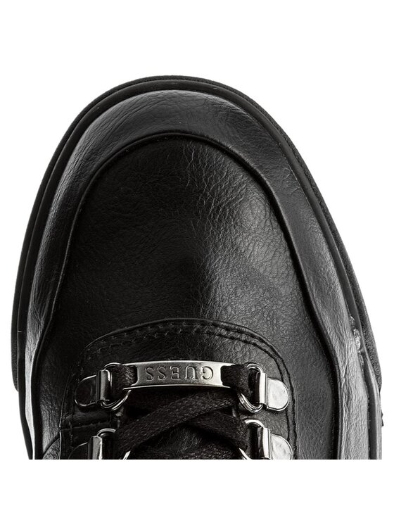 Guess Guess Sneakers Knight Hick FMKNH4 ELE12 Nero