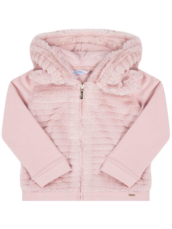 Mayoral Mayoral Sweatshirt 2437 Rosa Regular Fit