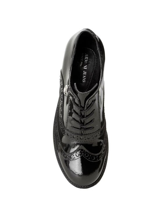 Armani Jeans Armani Jeans Oxford B55E2 42 12 Negru