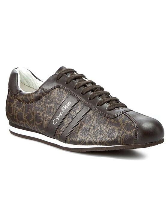 Calvin Klein Calvin Klein Sneakers George O11082 Marrone