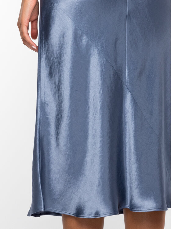 Max Mara Leisure Max Mara Leisure Φόρεμα καθημερινό 32260196 Σκούρο μπλε Regular Fit