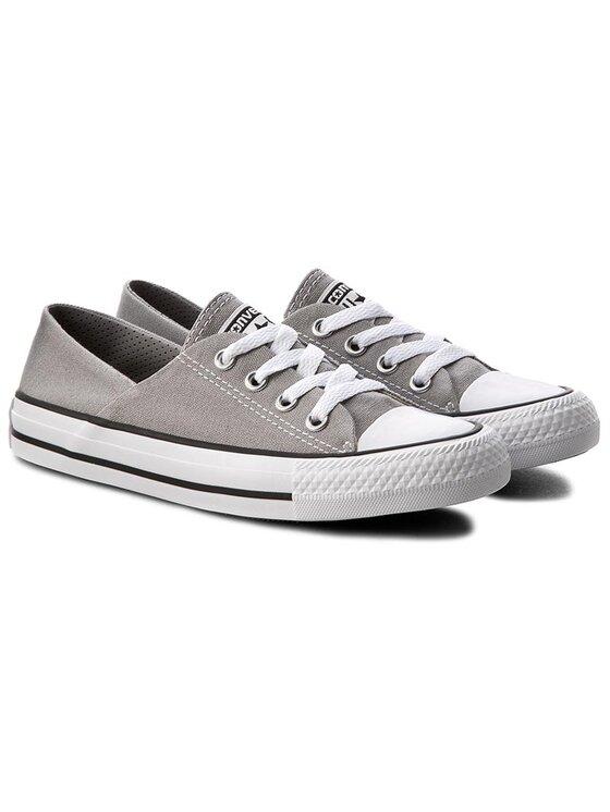 Converse Converse Sneakers Ctash Coral Ox 555904C Gris