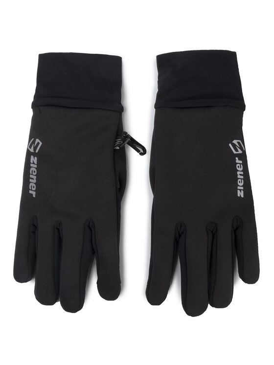 Ziener Slidinėjimo pirštinės Ividuro Touch Glove Multisport 802037 Juoda
