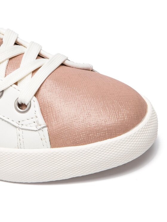 Pepe Jeans Pepe Jeans Sneakers Kioto Dotty PLS30847 Blanc