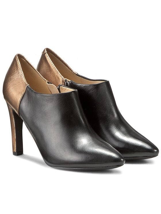 Geox Geox Обувки D Caroline A D64W1A 085KY C9261 Черен