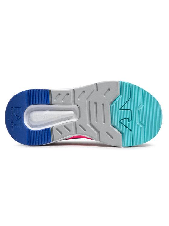 EA7 Emporio Armani EA7 Emporio Armani Sneakersy XSX012 XOT31 N340 Biały