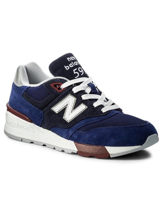 New Balance New Balance Sneakers ML597VAB Dunkelblau