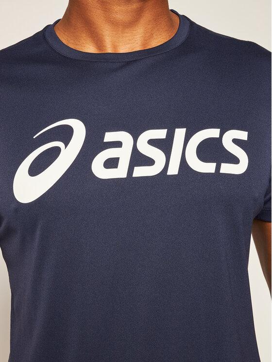 Asics Asics Funkční tričko Silver 2011A474 Tmavomodrá Regular Fit