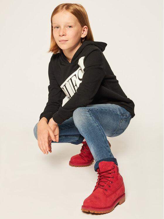 Calvin Klein Jeans Calvin Klein Jeans Jeansy IB0IB00167 Granatowy Skinny Fit