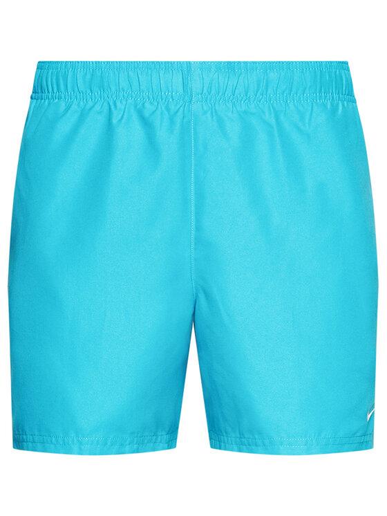 NIKE NIKE Szorty kąpielowe Essential NESSA560 Niebieski Standard Fit