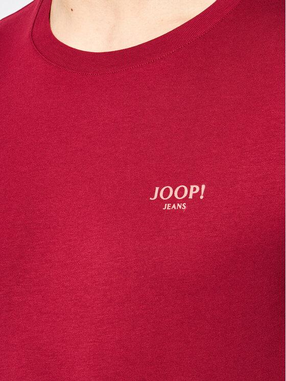 Joop! Jeans Joop! Jeans Marškinėliai 15 JJJ-32Alphis 30019671 Bordinė Regular Fit
