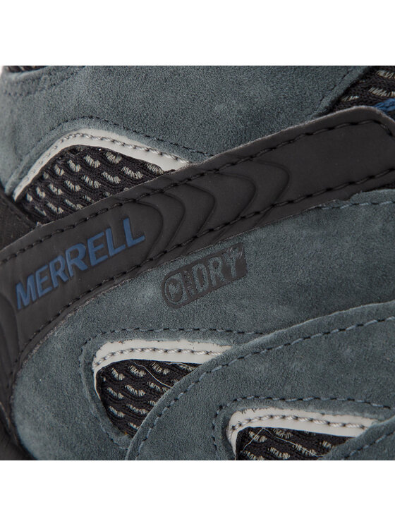Merrell Merrell Παπούτσια πεζοπορίας Cham 7 Limit J48971 Σκούρο μπλε