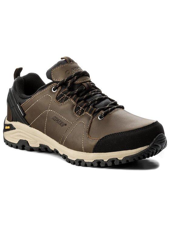 Hi-Tec Hi-Tec Chaussures de trekking Bonete Low Wp AVSAW17-HT-01 Marron